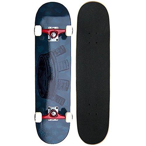 - Krown Intro Skateboard, Shadow Blue