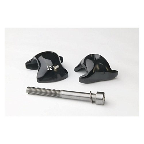 Ritchey WCS One-Bolt Carbon Clamp Kit Standard, 7x7mm by Ritchey (Image #1)
