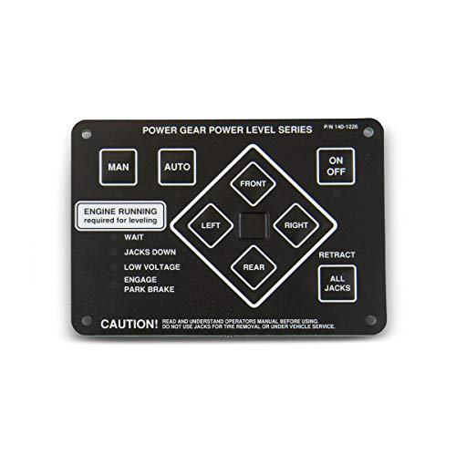 Power Gear 359080 Touch Pad Auto Control (140-1226)