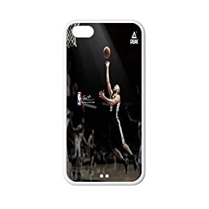 All Star Tony Parker plastic hard case skin cover for iPhone 6 4.7 AB6 4.730548