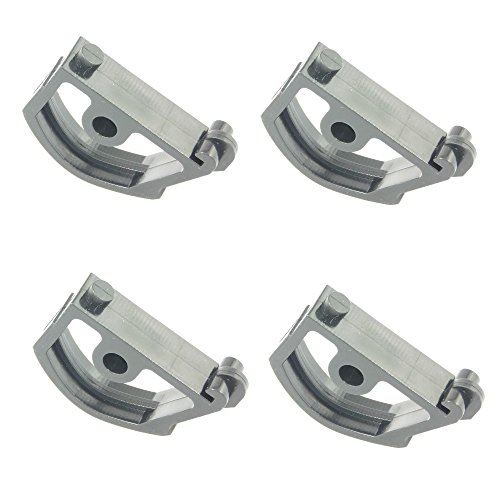 Black & Decker WM225 & WM425 Replacement (4 Pack) Leg Catch # 242416-00-4pk (Workmate Parts 200)