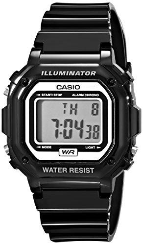 Casio Kids F-108WHC-1ACF Classic Digital Display Quartz Black Watch by Casio