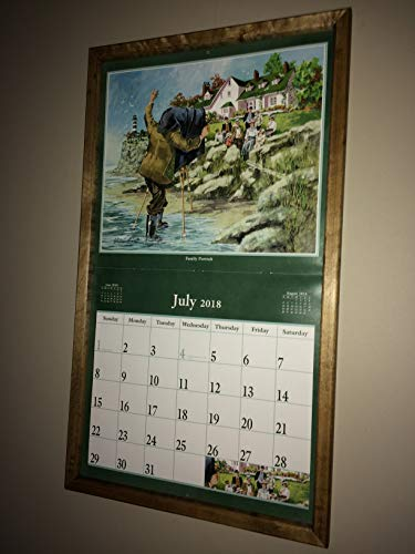 Calendar Wall Frames That Holds Lang and Pine Ridge calendars