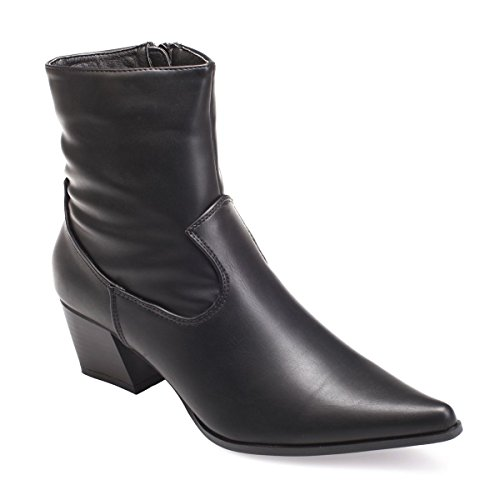 en Simili Cuir Modeuse La Bottines nwq00B