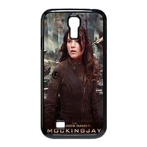 Samsung Galaxy S4 Case,The Hunger Games Mockingjay Hard Shell Case For Samsung Galaxy S4 Black