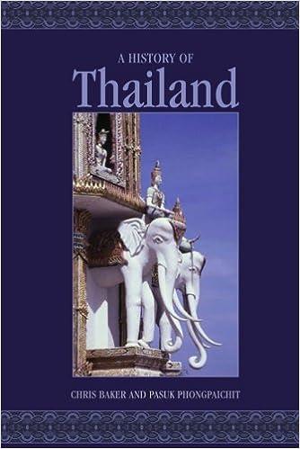 Amazon A History Of Thailand 9780521016476 Chris Baker