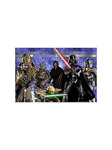 (1 X Star Wars Generations Wall Mural by KidsPartyWorld.com)
