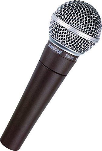 Shure SM58 LC Cardioid Dynamic Microphone
