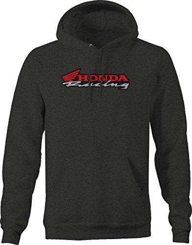Hoody Sweatshirt Honda (Honda Racing Motorcycle CBR Sweatshirt - XLarge)