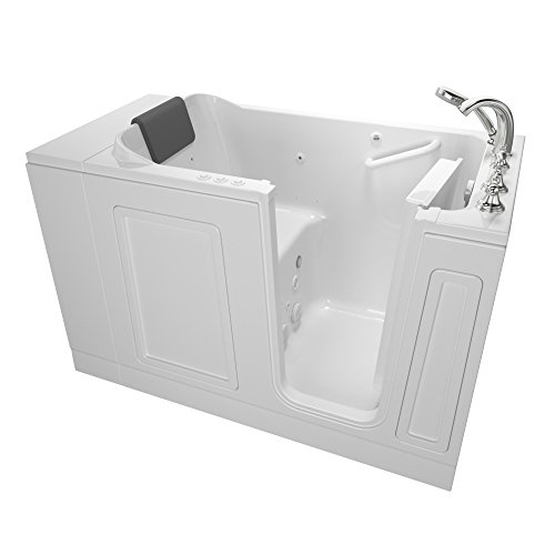 American Standard 3051.119.CRW AS Tubs Acrylic Luxury Series 30 in. x...