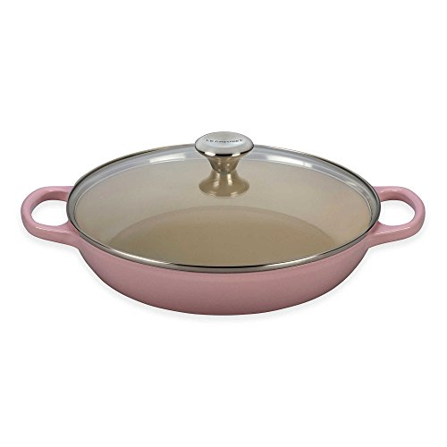 Le Creuset 3.5 Qt. Covered Buffet Casserole (Hibiscus Pink)