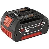 Bosch BAT619G 18-Volt Lithium-Ion HC (High Capacity) 3.0Ah Battery with Digital Fuel Gauge