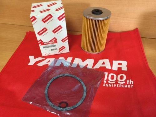 Yanmar 41650-502330 Fuel Filter Element 41650-502330-12 Genuine OEM by Yanmar