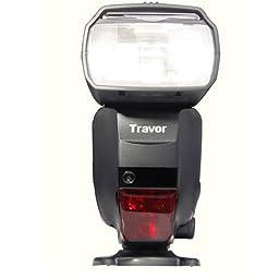 Travor SL685C ETTL II Flash for Canon 6D 5DII 5DIII 70D 60D 50D T5I T4I 7D T5 1DII