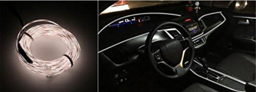 12Volt Inverter//Adapter hallenwerk Wohnmobil 1x WEISS 1 Meter AMBIENTEBELEUCHTUNG edle Optik f/ür moderner Innenraumbeleuchtung Auto Lichtleiste Strip Band Licht 12V f/ür PKW Kfz