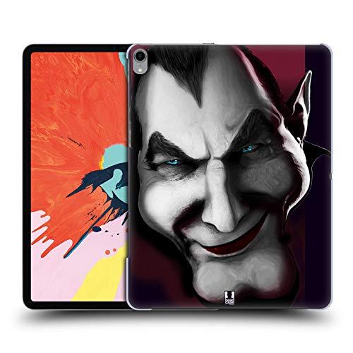 Head Case Designs Dracula Horror Classics Hard Back Case Compatible for iPad Pro 12.9 - Dracula Head