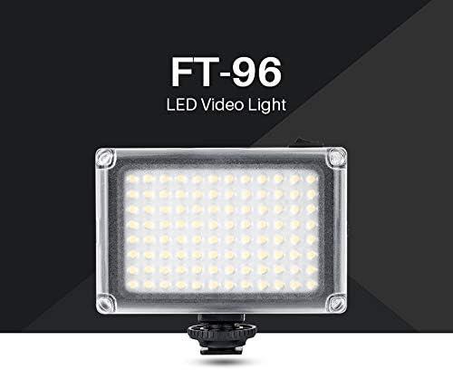 WANGYONGQI 96 LED Video Phone Light Photo Camera Lighting Photo Hot Shoe LED Lamp,D