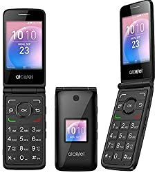 Image of the product Flip Phone 4G LTE GSM that is listed on the catalogue brand of Alcatel.