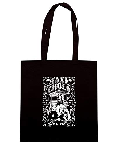 Borsa TAXI Speed Shopper Nera CHOLO TB0055 Shirt T5FF7wSqH