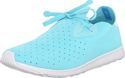 White Shell Shell Cabo White Blue Fashion Moc Apollo Unisex Sneaker Native CzqvSv