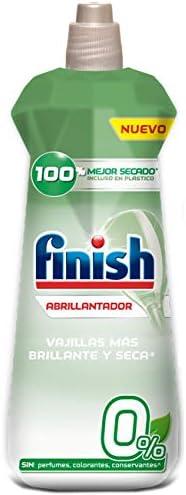 Finish 0% Abrillantador para lavavajillas –