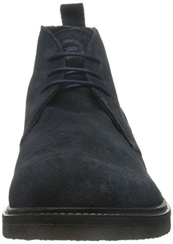 Zapatos Base London Azul