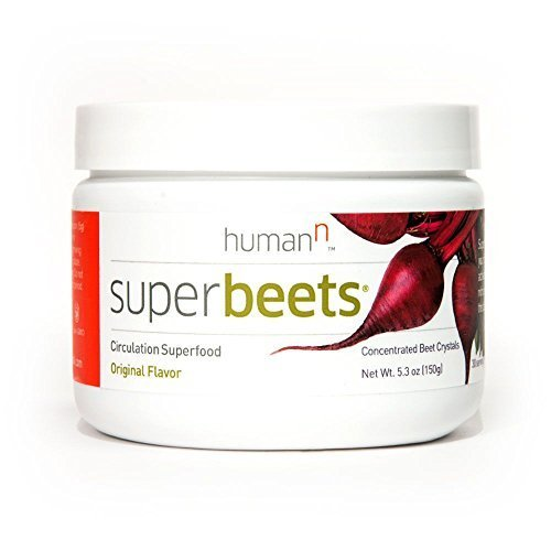 SuperBeets - Circulation Superfood - Premium Nitric Oxide Booster - Non-GMO Nitrate Rich Beet Root Powder - Original Flavor (1 Pack)