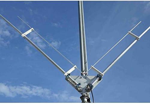 HAMRADIOSHOP Prosistel - Kit de extensión de 6 m para antenas ...