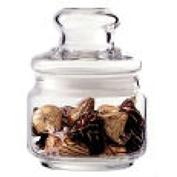SICO Ocean Glass Jar with Glass Lid (325L) Jars & Containers at amazon