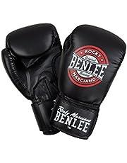 Benlee Rocky Marciano Unisex Adult Pressure rękawice bokserskie, czarne/czerwone/białe, 14 oz