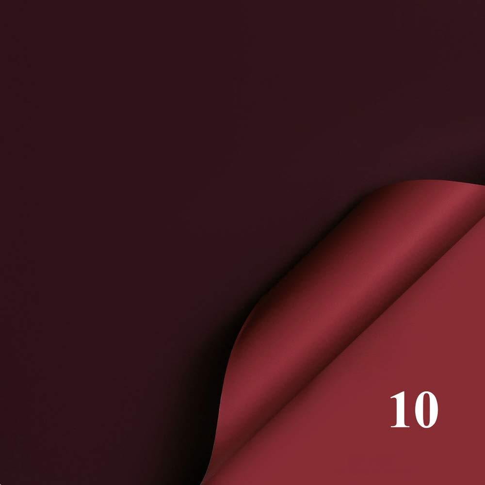 Decorazione di Nozze MZY1188 20pz Carta da Regalo Carta da imballaggio in plastica 35x50cm Festival Regalo di Nozze Decorazione Floreale Carta da Regalo Impermeabile