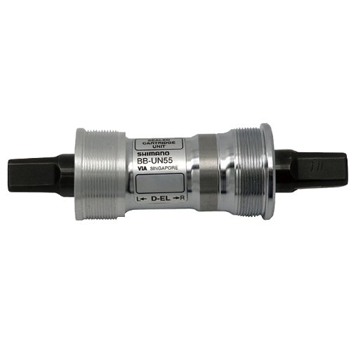 Shimano BB-UN55 Square taper Bottom Bracket - 73 Square