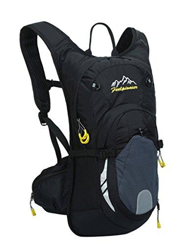 Peiji Waterproof Riding Backpack Professional Outdoor Ultralight Nylon Cycling Rucksack