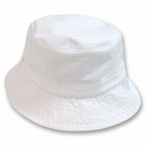 DECKY Polo Bucket Hat (WHITE b15d949b981