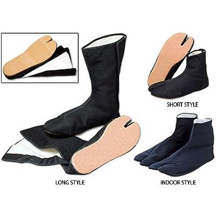 Amazon.com : Gungfu Ninja Long Style Tabi Boots - Size: 13 ...
