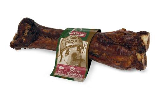 Merrick The Sarge Smoked Meaty Beef Bone, 12 Count