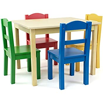 Awesome Amazon Com Kids Table And Chairs Set Toddler Activity Machost Co Dining Chair Design Ideas Machostcouk