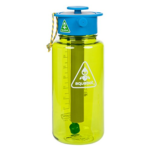 Lunatec Aquabot sport water bottle product image