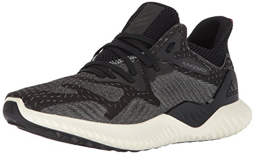 adidas Performance Alphabounce Beyond Laufschuh Kern Black / Core Black / Ash Green