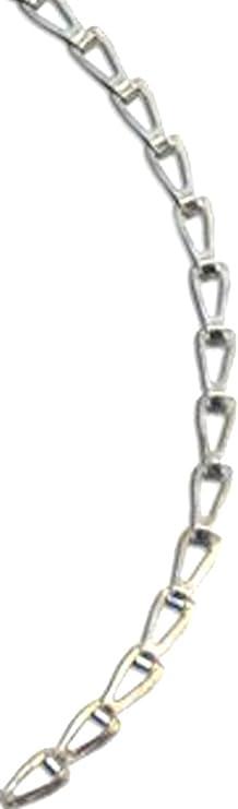 100 Steel Chain Stainless sash Chain Hardware Chains Stainless Chain Industrial Brass Chains Stamp Sash Chain Plated Steel Zinc