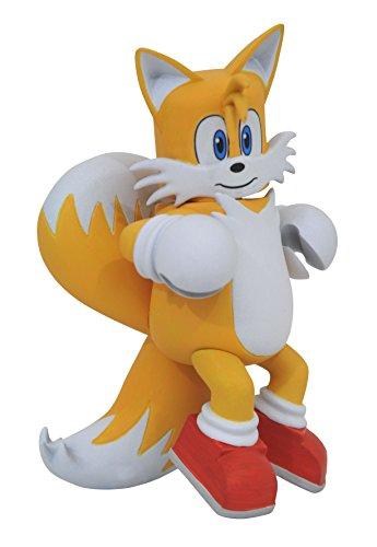 DIAMOND SELECT TOYS Sonic The Hedgehog: Tails Vinimate Vinyl Figure -