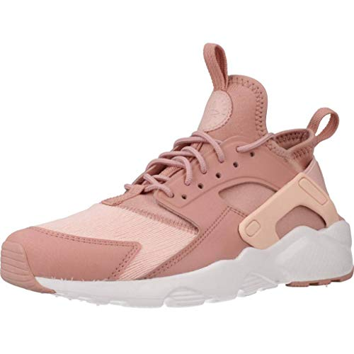 Para Running white Pink Mujer Ultra Huarache Pink De rust Run Zapatillas Se Nike gs storm Multicolor 600 Air z4p8Bwzqx
