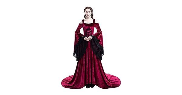 Amazon.com: baycon para mujer renacimiento disfraces ...