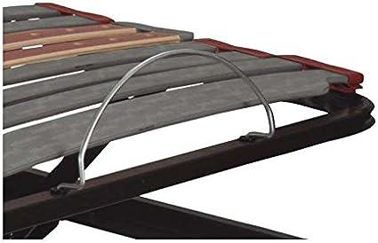 PIKOLIN Somier articulado Futurlam metálico, 135 x 190 cm ...