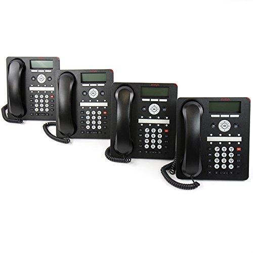 Avaya 1608-I IP Phone Global 4 Pack- New (700510907) -  Avaya Inc.