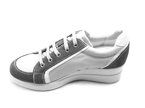 Zapatos de para Piel de BEIDGE BEIDGE vestir Geox mujer vwdq7g7