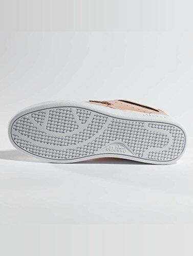 ellesse Women Shoes/Sneakers Heritage Anzia Metallic Gold Colored W4Xcgz