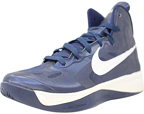 946bb2ed5840 Nike Men s Hyperfuse TB Midnight Navy White Basketball Shoes 8 M US