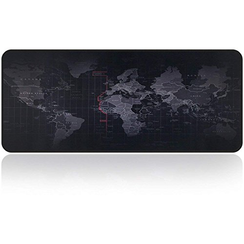- Large Mouse Pad Gaming Mat with Stitched Edges 35.4