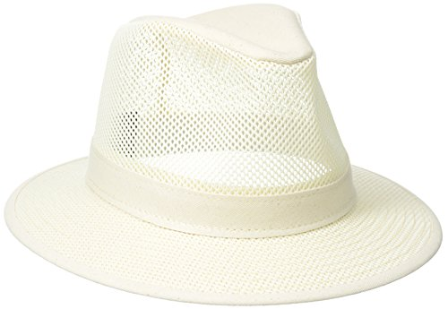 Henschel Safari Packable Breezer Hat  Natural  Large